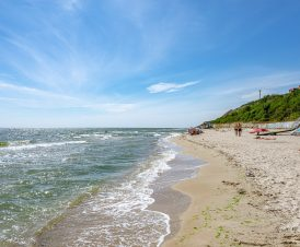 Пляж «Гирло»
