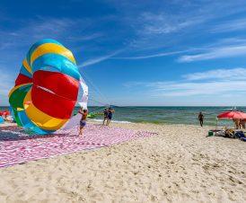 Развлечения на пляж